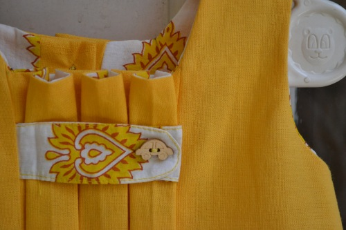 detail birthday p dress