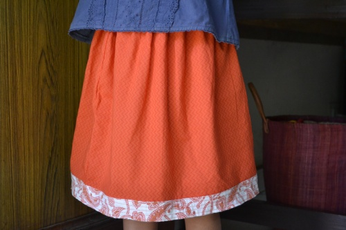 N in skirt 1