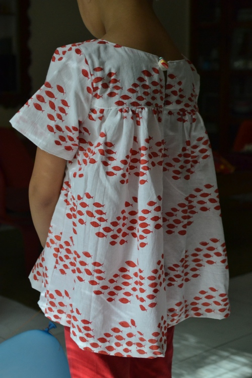 fishes blouse 3