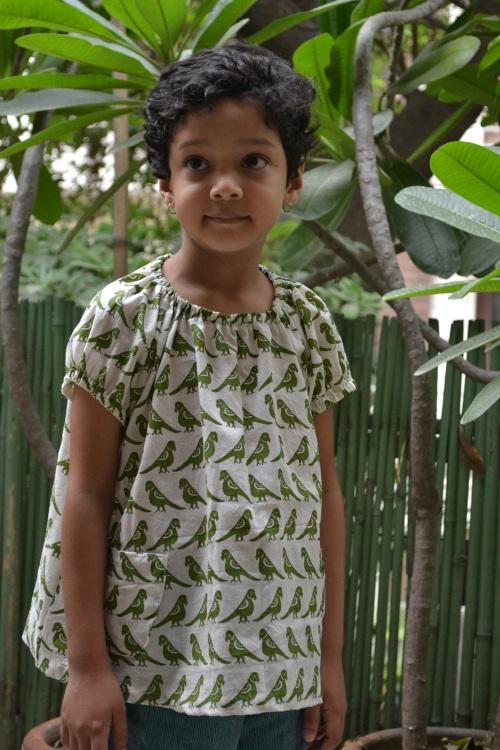 parrot shirt 2