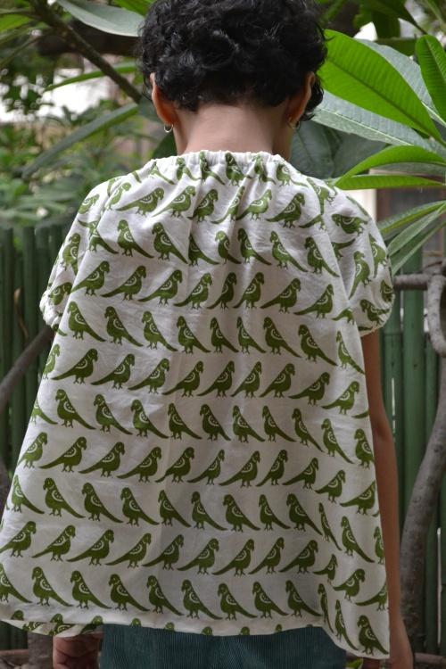 parrot shirt 3