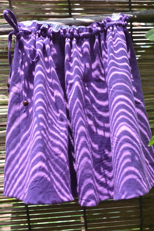 purple skirt 2
