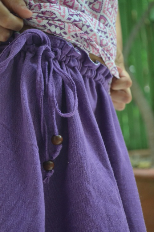 purple skirt 5