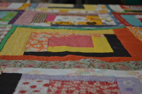 N quilt in progress 2